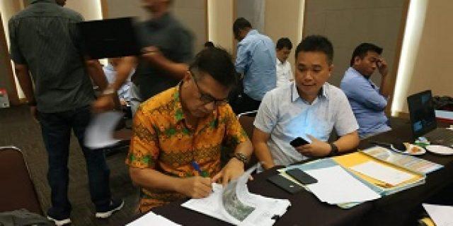 PUPR Manado Rapat Sinkronisasi DAK 2020