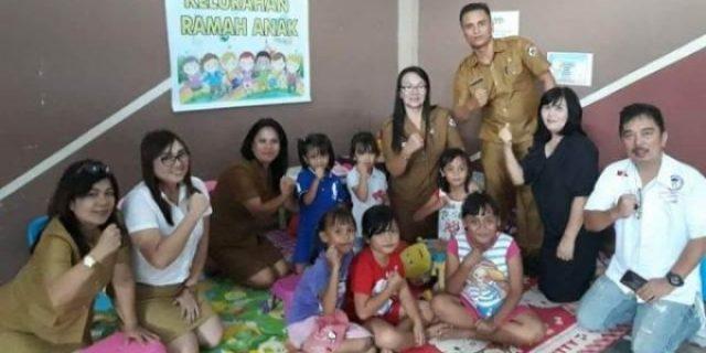Tim Penilai Kelurahan Ramah Anak Periksa 44 Kelurahan Kota Tomohon