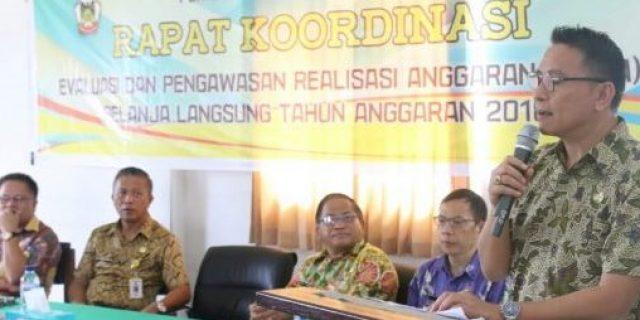 Walikota Eman Tegaskan SKPD Segera Berkonsultasi Dengan TEPRA
