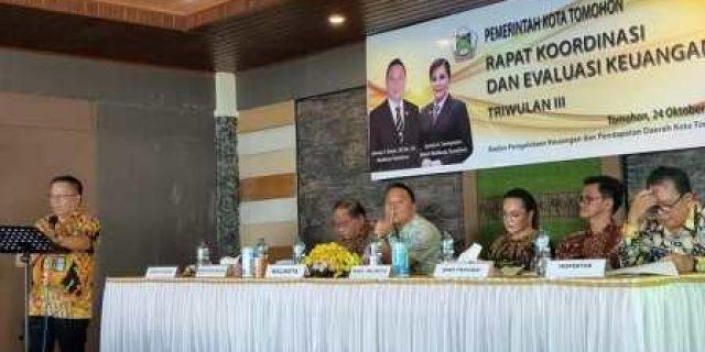 Walikota Eman Sorot Realisasi Belanja dan PAD Kurang