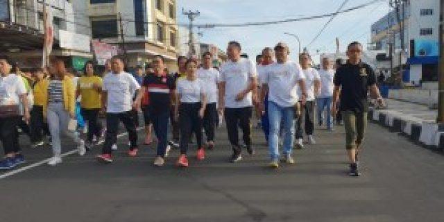 Walikota Eman Buka Haornas ke-35, 11 Cabor Dipertandingkan