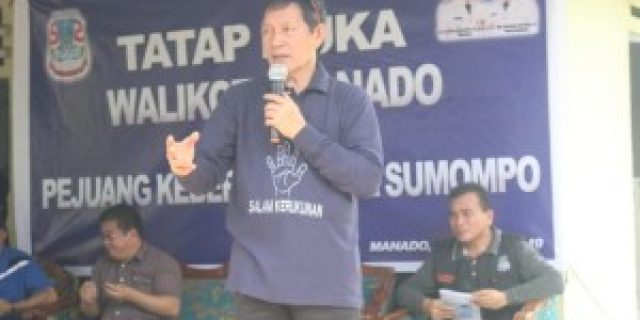 Walikota GSVL Akan Jadikan TPA Sumompo Hutan Kota