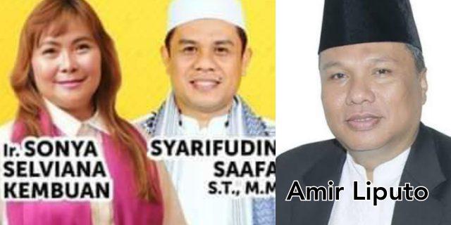 Amir Liputo Ketua Tim Kamda SSK-SS, Kader Golkar Manado Segera Tentukan Sikap