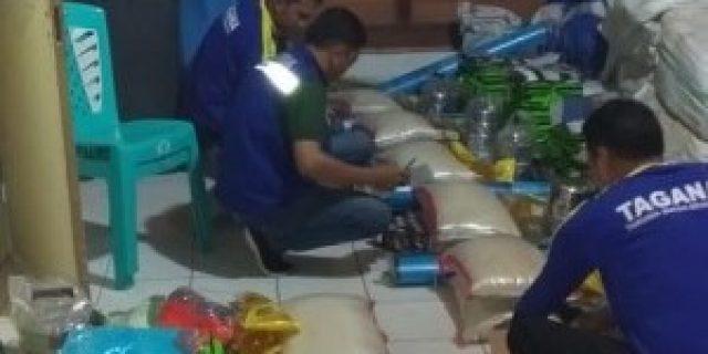 Pemkot Tomohon Bantu Korban Bencana Kebakaran Matani