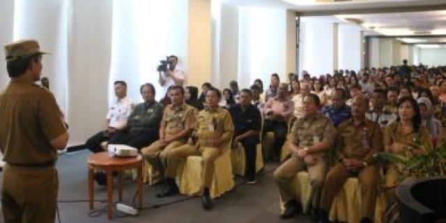 Walikota Monitoring Dan Evaluasi di 11 Kecamatan Kota Manado