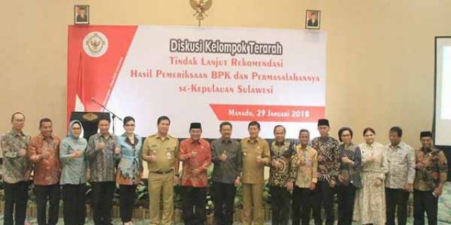 Walikota Hadiri Diskusi Kelompok Terarah Tindaklanjut Rekomendasi BPK-RI