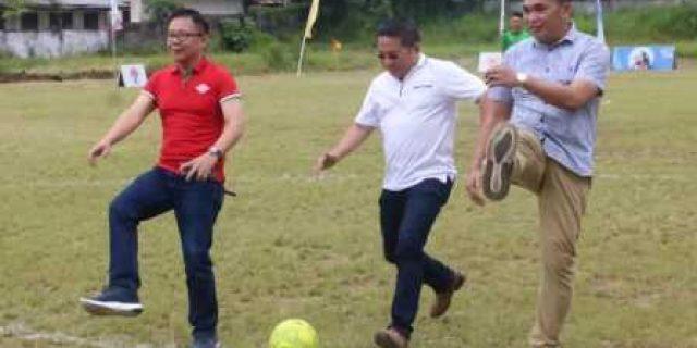 Piala Walikota Tomohon Diperebutkan Liga Pelajar U-16 Sulut