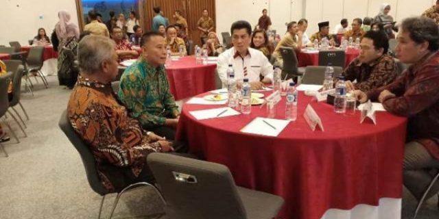 Walikota Eman Hadiri Diskusi Platform Indonesiana 2019