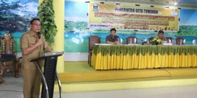 Walikota Eman Tegaskan Pemuda Pemilik Masa Depan Bangsa
