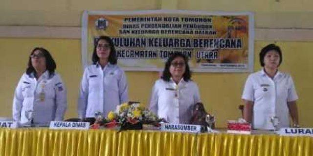 Kelurahan Wailan Jadi Lokasi Penyuluhan KB