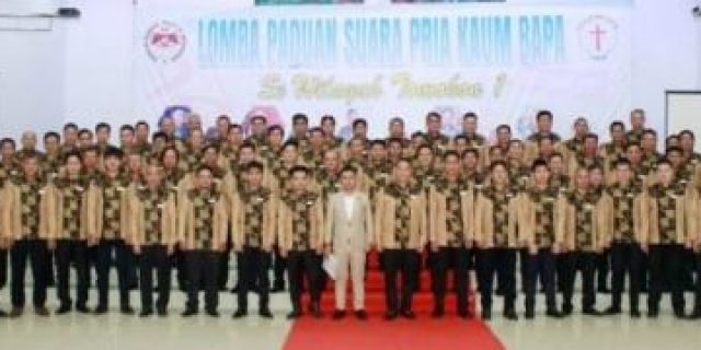 Lomba Paduan Suara PKB GMIM,  Walikota Tomohon Juara