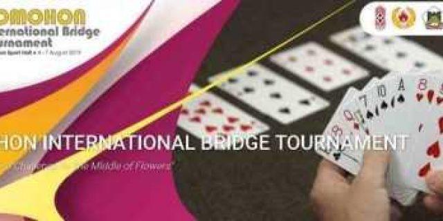 Piala Walikota Tomohon Direbut Tim Bridge PKB Sinode GMIM