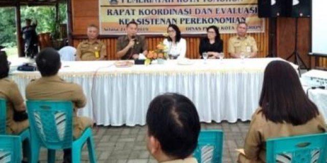 Rakorev Keasistenan, Walikota Eman Minta Jaga Kekompakan dan Kordinasi