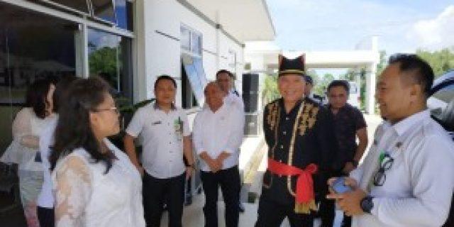 Walikota Eman Tinjau Kesiapan Akreditasi RSUD Anugerah
