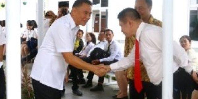 RSUD Anugerah Tomohon Hadapi Penilaian SNARS