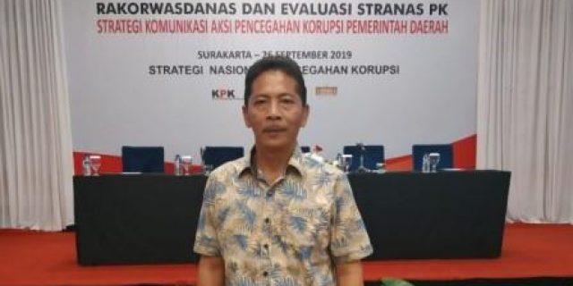 Kabag Humas Tomohon Hadiri Rakorwasdanas di Solo