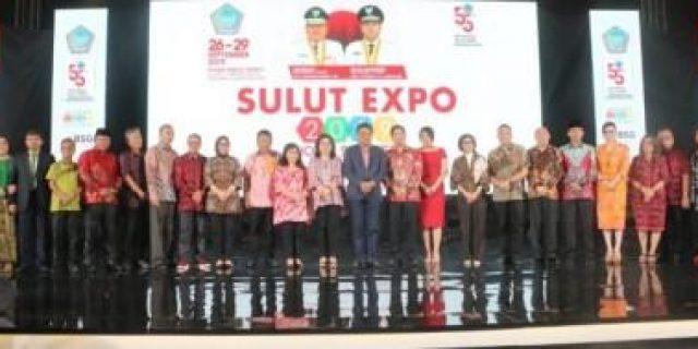 Walikota Tomohon Hadiri Penutupan Sulut Expo 2019