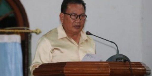 Pemkot Tomohon Hadiri Misa Pemakaman Suster Maria Suoth