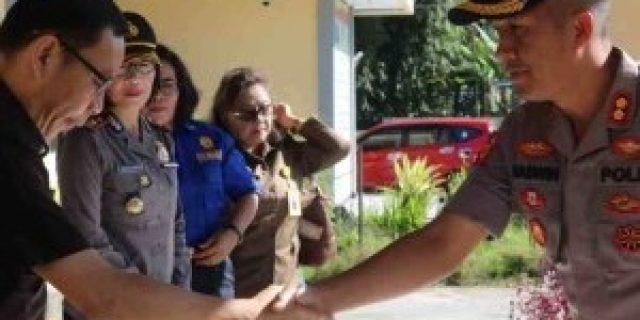 Pemkot Tomohon-Kepolisian Bersinergi Jaga Toleransi
