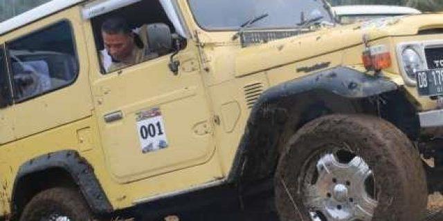 Walikota Eman Tampil di Off Road Poopo Minsel