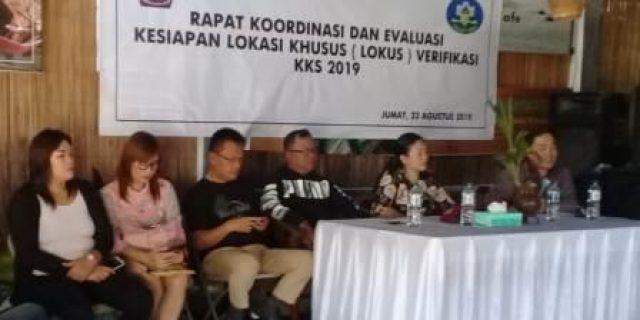 Kota Sehat, FKS Tomohon Persiapkan Lokus Verifikasi